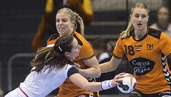Konec snu. Házenkářky prohrály ve čtvrtfinále MS s Nizozemskem 26:30