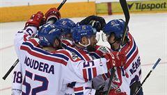 Čeští hokejisté vyhráli na Channel One Cupu i třetí zápas. Švédy porazili 4:1