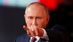 Putin: USA chtějí odejít od smlouvy o raketách středního doletu. Moskva musí reagovat