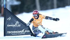 Ledecká vyhrála měsíc před olympiádou i třetí závod Světového poháru