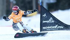 Královna snowboardingu Ledecká: Soupeřky jen tak vyhrát nenechám. Nikdy