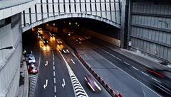 Znečištění ovzduší v pražských tunelech překračuje až 15krát limity