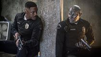 Will Smith a Joel Edgerton ve snímku Bright.