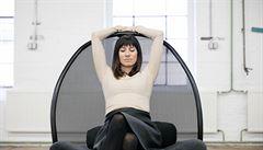 Na módě ulítávám, je to součást sebevyjádření, říká designérka Koldová