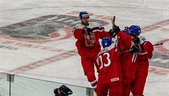 Čeští hokejoví mladíci porazili Švýcary. Ze skupiny postoupí nejhůře ze třetí příčky