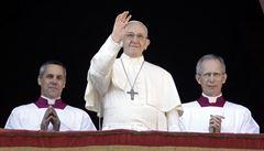 Poselství z Vatikánu: papež vyzval k ukončení izraelsko-palestinského konfliktu
