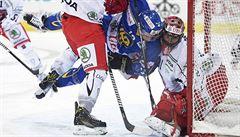 Hradec Králové na Spengler Cupu podlehl i domácímu Davosu