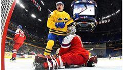 Další překvapení nepřišlo. Hokejoví junioři na MS podlehli Švédům