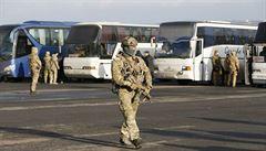 V Donbasu se tvrdě bojuje, u Horlivky údajně padlo 15 povstalců