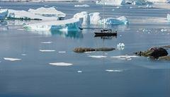 Jak obnovit led v Antarktidě? Udělejme z mořské vody sníh a střílejme jej sněžnými děly, navrhují vědci
