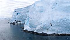 Okolí jižního pólu láká i české vědce, zkoumají tání ledovců