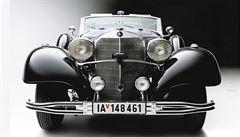 Mercedes Adolfa Hitlera je na prodej. Zafinancuje vzpomínku na holokaust