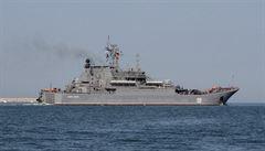 Rusko chce větší moc na moři, námořnictvo posílí desítky nových lodí