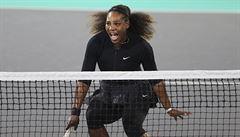 Dárek k tenisovému návratu: billboardy s fotkou po celém městě