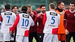 Silvestrovské derby patřilo Spartě, Slavii porazila po třech letech