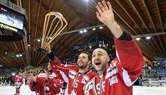 Kanada slaví potřetí v řadě triumf na Spengler Cupu. Ve finále porazila Švýcarsko