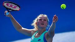 Siniaková a Kristýna Plíšková se utkají ve čtvrtfinále v Šen-čenu. Slaví Karolína