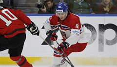Syn slavného otce poutá pozornost. Uspěje český talent na draftu NHL?