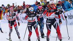 Tour de Ski: Nováková je před velkým finále třináctá, Jakš vyrazí na sjezdovku 17.