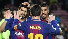 Barcelona smetla Levante. Real znovu zaváhal, přestože nad Celtou dlouho vedl