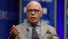 Muž v blízkosti mocných. Na autora knihy o Trumpovi si stěžoval i magnát Murdoch