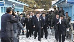 Starší generace doufala ve sjednocení. Mladí Jihokorejci ale proti KLDR začínají brojit