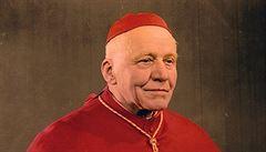 V Římě budou vyzdviženy ostatky kardinála Berana. Blíží se jeho návrat domů