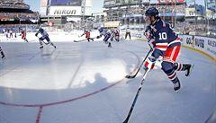 NHL: Rangers zdolali před 40 tisíci diváky pod širým nebem Buffalo