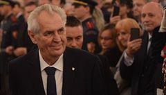 PETIŠKA: Miloš Zeman politiku umí