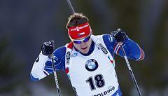 Čeští biatlonisté skončili ve štafetě osmí, počtvrté slaví v Rupholdingu Norové
