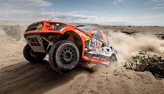 Prokop o letošní Rallye Dakar: Odpad posádek je obrovský, úplné Waterloo