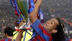 Ronaldinho: s fotbalem se rozloučilo poslední 'Velké dítě' s talentem od Boha