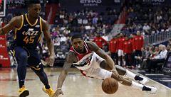 NBA: Basketbalisté Washingtonu podruhé za sebou doma prohráli