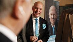 'Tyrkysová revoluce' nenastala, přesto Fischer bere desetiprocentní výsledek za velký úspěch