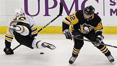 NHL: Simon poprvé skóroval v lize a stal se první hvězdou zápasu