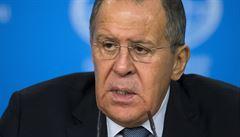 Lavrov: Respektujeme územní celistvost Ukrajiny. Krymu se ale Rusko prý nevzdá