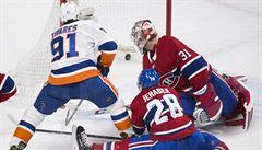 NHL: Obránce Jeřábek v zámoří poprvé bodoval. Montreal přesto prohrál