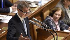 Poslanci vydali Babiše a Faltýnka k trestnímu stíhání kvůli kauze Čapí hnízdo