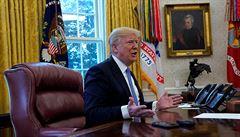 Rusko nijak nepomáhá s řešením korejské krize, řekl Trump