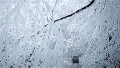 Nejvíc v noci mrzlo v Krušných horách, další noc už bude teplejší