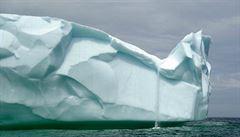 Studie o tání ledovců má nové trhliny. Vycházela z diplomové práce