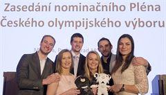 Kdo se podívá na zimní olympiádu v Koreji? Prohlédněte si 85 českých jmen
