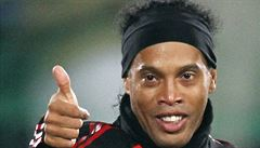 Z 'Olympu' až na dno. Ronaldinho v Evropě končí, vrací se do Brazílie