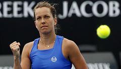Strýcová s čínskou parťačkou dobyla Indian Wells a má nejcennější titul kariéry