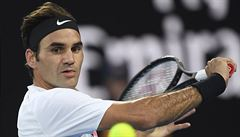 Federer smetl ve čtvrtfinále Australian Open Berdycha. V Melbourne potřetí v řadě