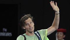 Berdych definitivně skončil s Davis Cupem, chce si šetřit své tělo