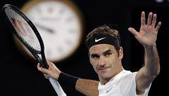 Federer si jde pro jubilejní dvacátý titul. Překazí mu to nažhavený Čilič?