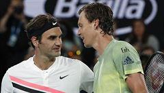 Smířený Berdych: Obávám se, že proti Federerovi už to prostě nedopadne