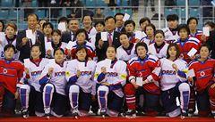 GLOSA: Jazykový rychlokurz. Budou si hokejistky obou Korejí na olympiádě rozumět?