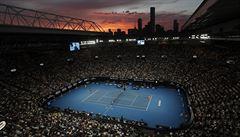 Australian Open: Allertová končí v osmifinále, Woznická a Nadal jdou dál